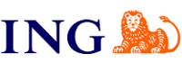 Bank ING logo - Follow Me