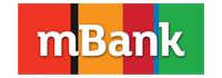Bank mBank logo - Follow Me